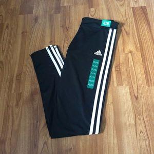 Girls Adidas leggings